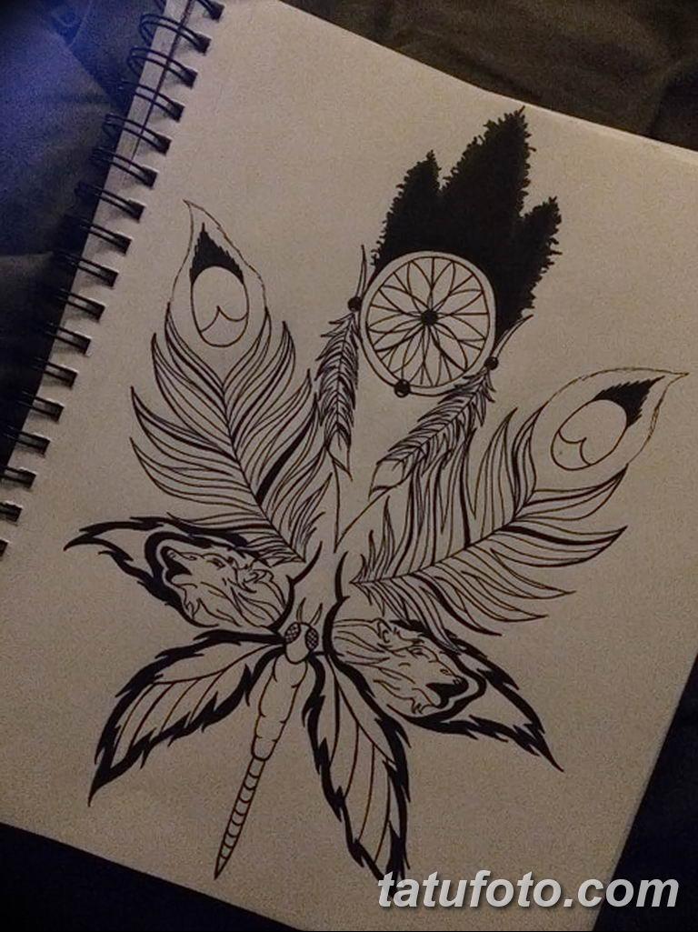 фото эскизы тату марихуана конопля 27042019 012 Tattoo
