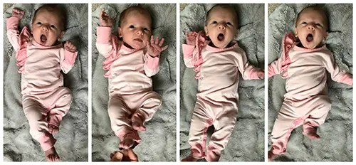 Life With a Newborn: One Month