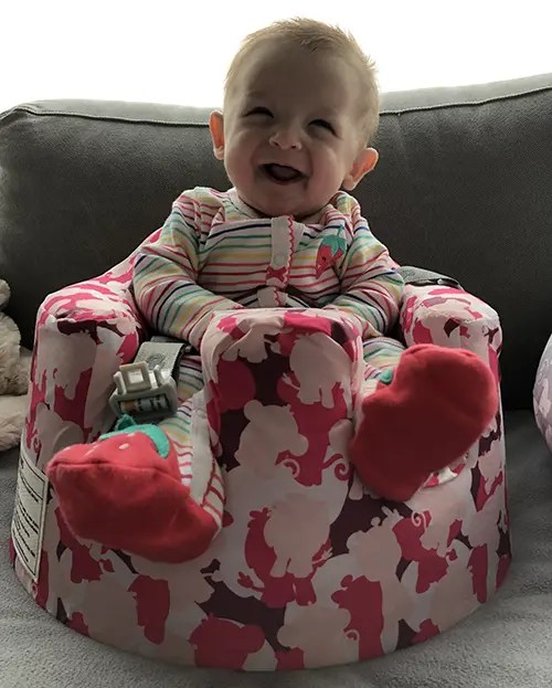 A Day in the Life With a 3.5 Month Old