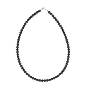 Collier Tourmaline noir
