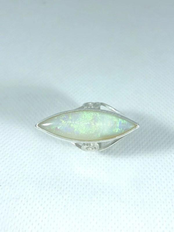 Bague Opale noble
