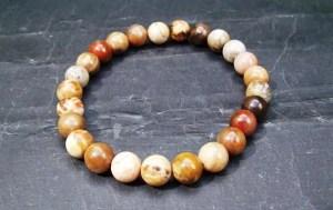 Bracelet Bois fossilisé