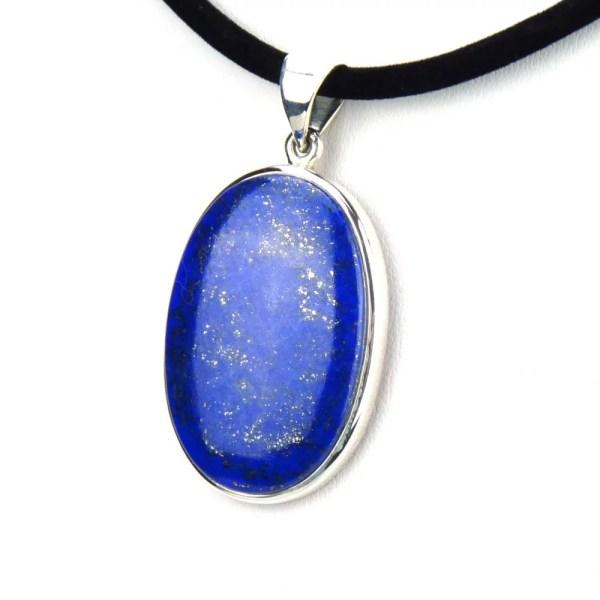 Pendentifs en lapis-lazuli