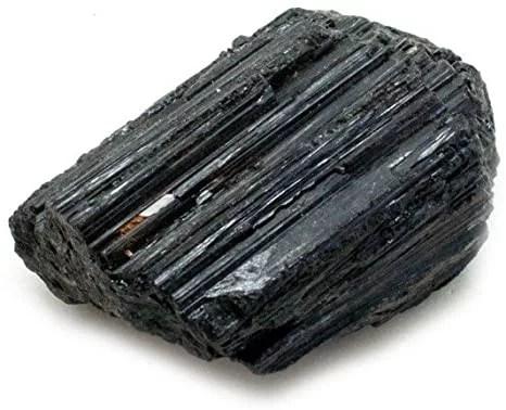 Tourmaline noir brute