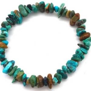 Bracelet Baroque Turquoise