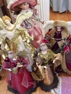 Large Assortment of Angels