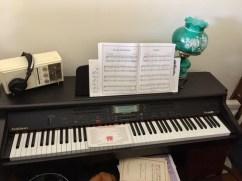 Baldwin Pianovelle Electric Piano