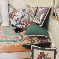 Assorted Pillows throughout home