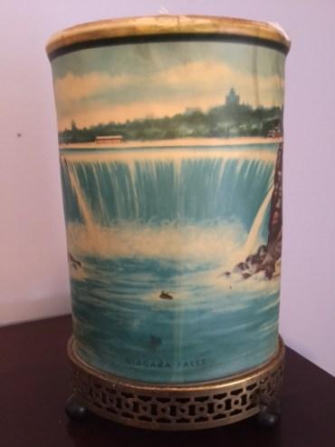 Niagara Falls Vintage Lamp
