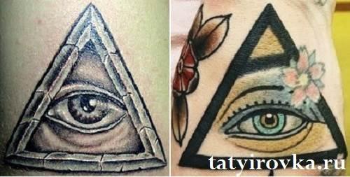 Тату-треугольник-и-их-значение-10