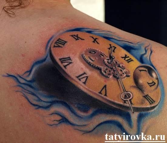 Тату-часы-и-их-значение-16