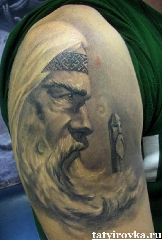 Славянские-татуировки-и-их-значение-14