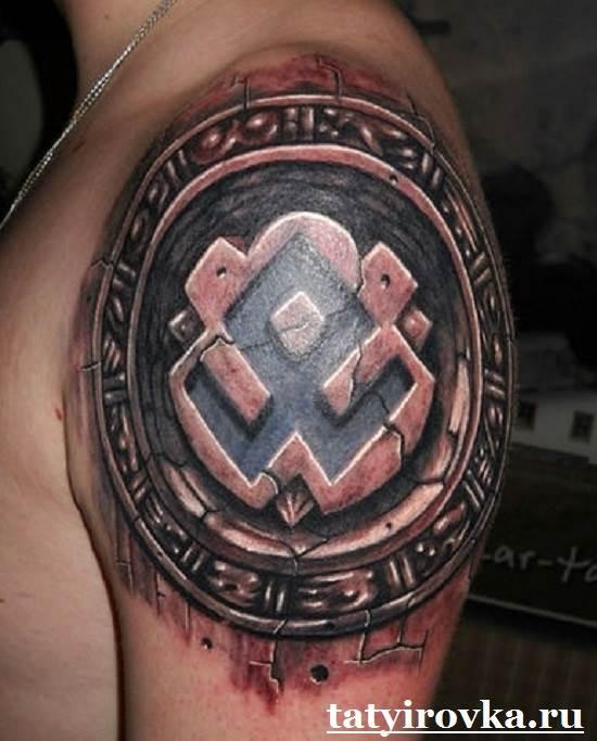 Славянские-татуировки-и-их-значение-11