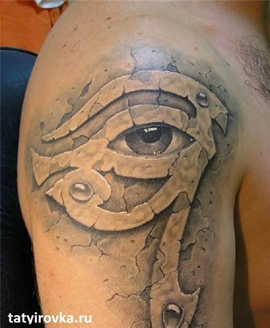 Черно-белые-татуировки-и-их-значение-1