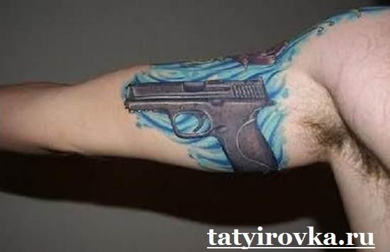 Тату-пистолет-и-их-значение-12