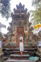 Pura Tirta Empul, Gianyar Bali Indonesia - Ancient history, Carving, Historic site, Holy places, Outdoor structure, Place of worship, Shrine, Stone carving, Temple, Travel