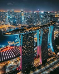 Gardens by the Bay, Singapore Central Singapore - Aerial photography, Architecture, Infrastructure