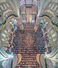 The Blue Mosque, Fatih Istanbul Turkey - Architecture, Mosque