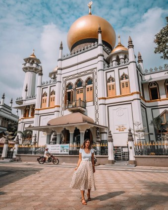 Kampong Glam Cafe, Singapore Central Singapore - Person