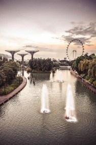 Gardens by the Bay, Singapore Central Singapore - River, Water