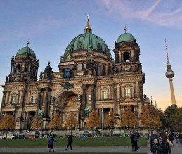 Berlin Cathedral, Berlin Germany - Architecture, Building, Cloud, Daytime, Sky