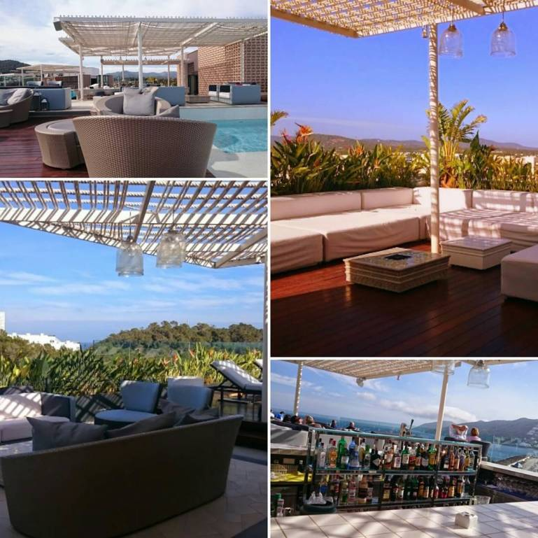 Rooftop @ Aguas de Ibiza