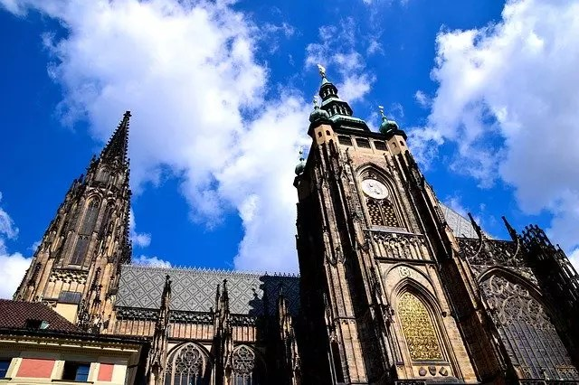st vitus cathedral 2769458 640
