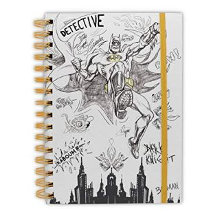 DC COMICS - NOTEBOOK GRAPHIC BATMAN