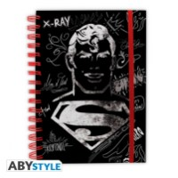 DC COMICS - NOTEBOOK GRAPHIC SUPERMAN