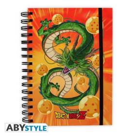 DRAGON BALL - NOTEBOOK SHENRON