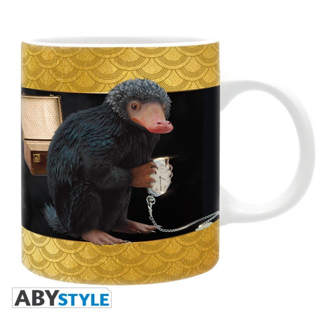 FANTASTIC BEASTS - TAZZA 460ML - NIFFLER