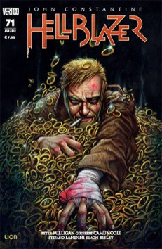 Vertigo Monthly_HELLBLAZER 71_cover.indd