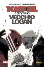 deadpool contro logan