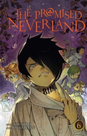 promised neverland 6