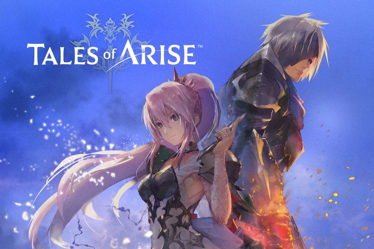 Poster game Tales of Arise.