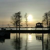 Loosdrecht - summer/winter variations; Loosdrecht v letní a zimní variaci
