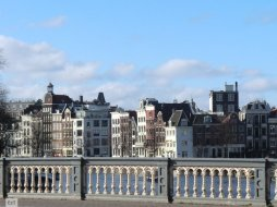 View from the Blauwbrug