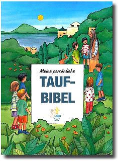 Taufsprüche für die Taufbibel