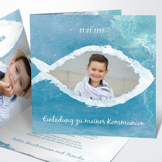 Für einladungskarten erstkommunion text Einladungstext zur
