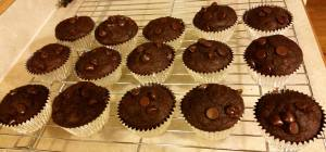 more chocolate muffins