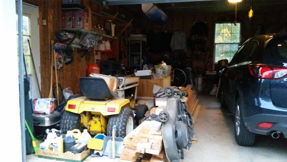 messy garage 1