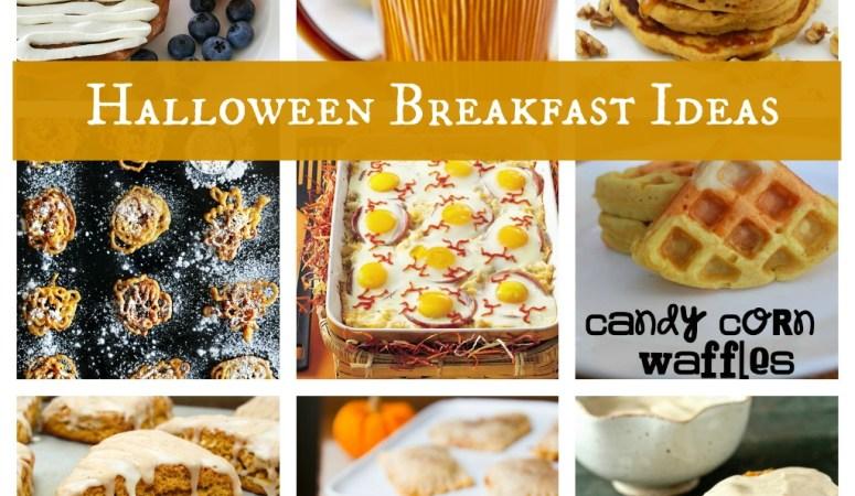 10 Halloween Breakfast Ideas