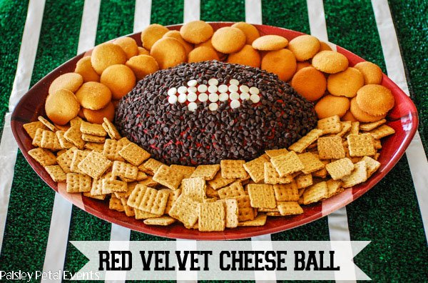 Super Bowl Party Appetizer by Tauni Everett