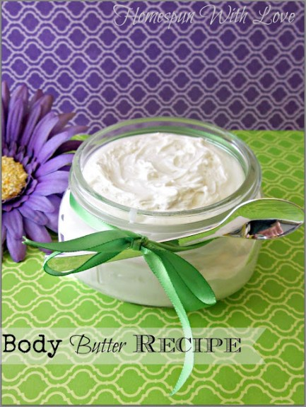 Lemongrass Body Butter