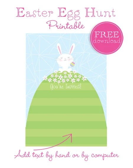 Planning a Neighborhood Easter Egg Hunt, Plus a Free ...