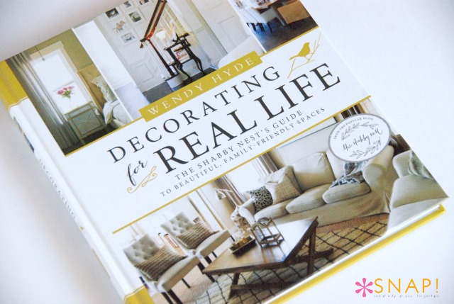 Book Review: Decorating for Real Life + Giveaway