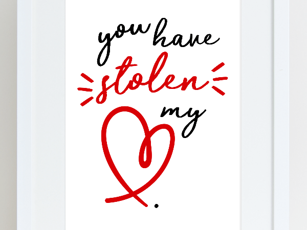 Love-Themed Art Prints for Valentine's Day