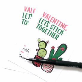 Cactus valentine 4© tauni everett