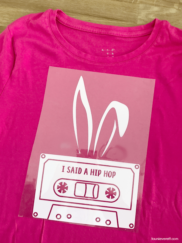 Easter Hip Hop Bunny Cut File #Easter #cricut #Silhouette