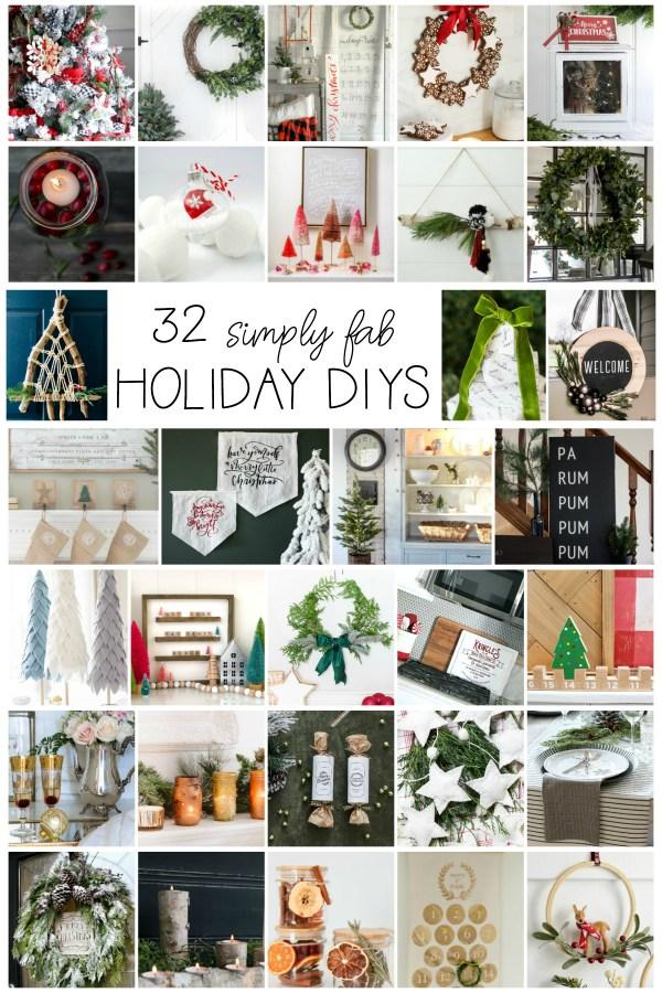 32 simply fab holiday diys seasonal simplicity christmas diy craft hop